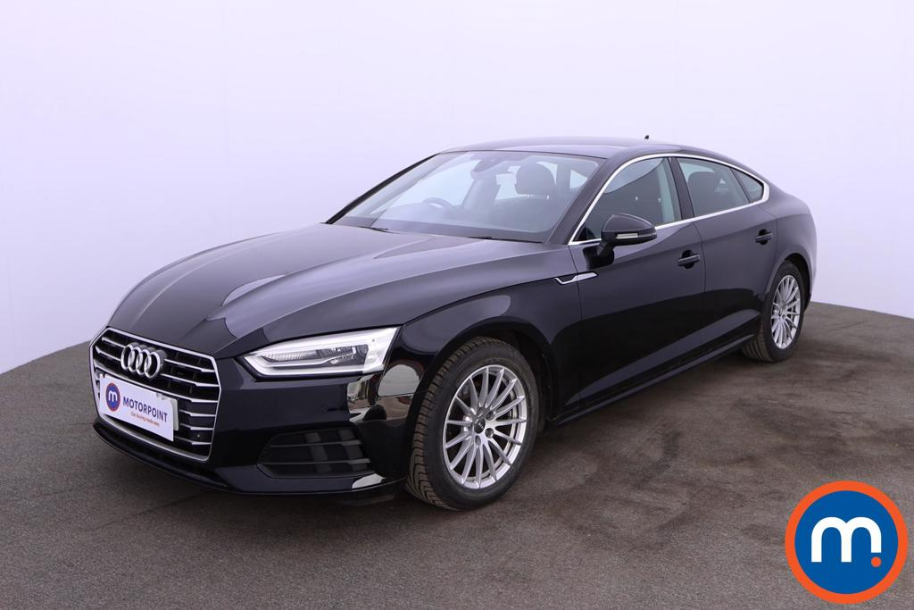 Audi A5 1.4 TFSI SE 5dr S Tronic - Stock Number 1195440 Passenger side front corner