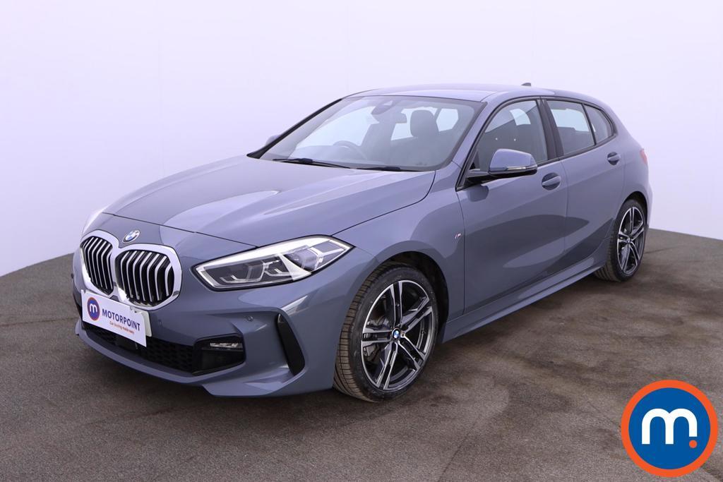 BMW 1 Series 118i M Sport 5dr Step Auto - Stock Number 1196254 Passenger side front corner
