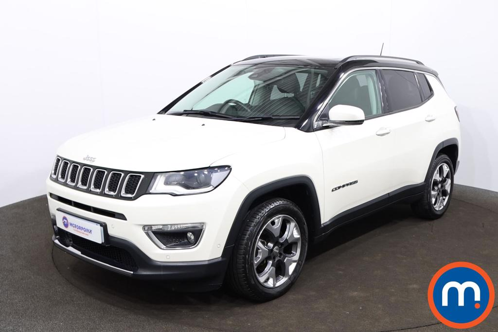 Jeep Compass 1.4 Multiair 140 Limited 5dr [2WD] - Stock Number 1196649 Passenger side front corner