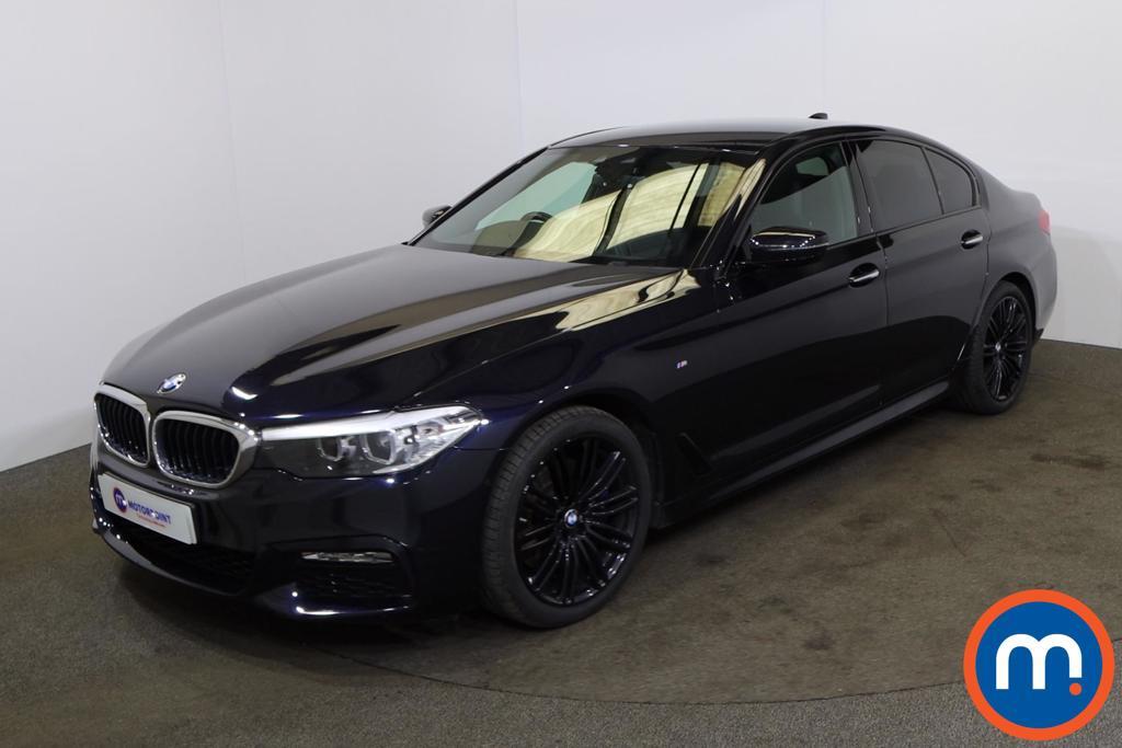 BMW 5 Series 530d M Sport 4dr Auto - Stock Number 1194348 Passenger side front corner