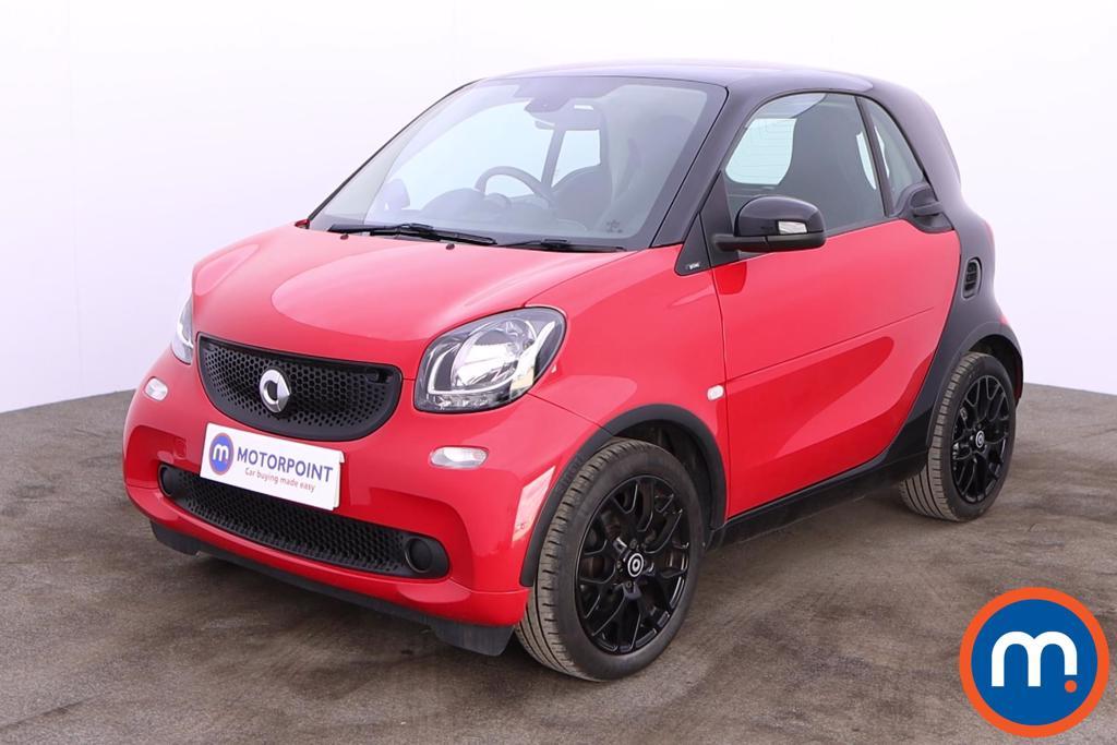 Smart Fortwo Coupe 1.0 Prime Sport Premium 2dr Auto - Stock Number 1196708 Passenger side front corner