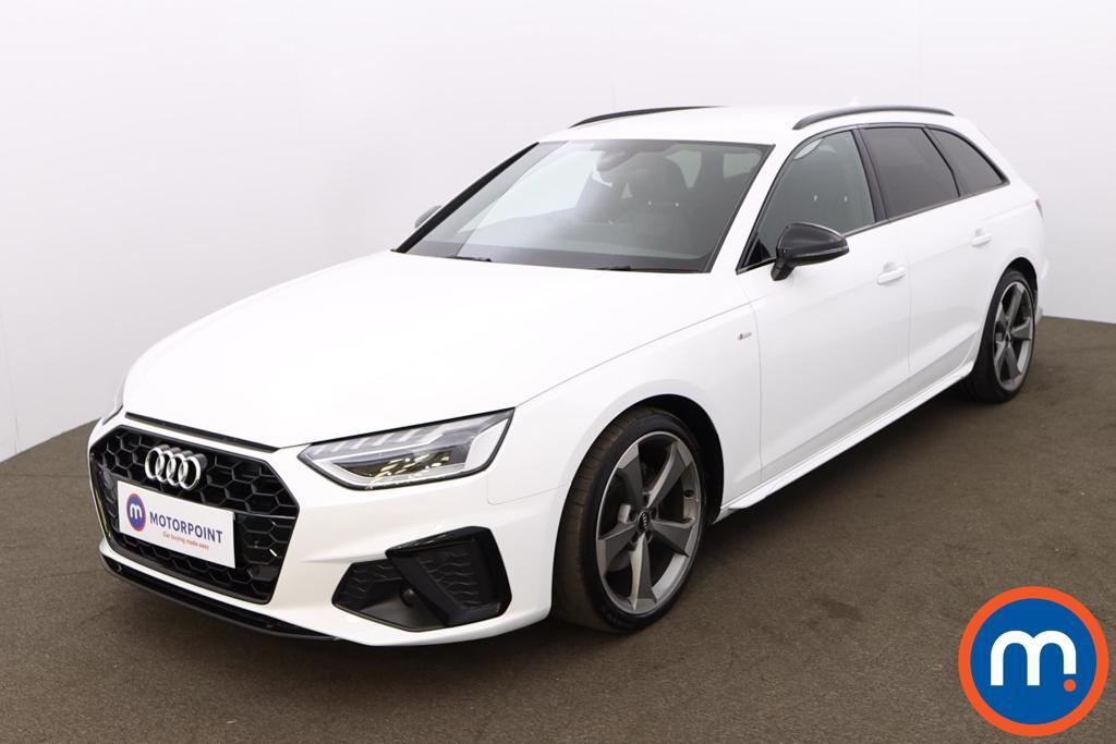 Audi A4 35 TDI Black Edition 5dr S Tronic - Stock Number 1188118 Passenger side front corner