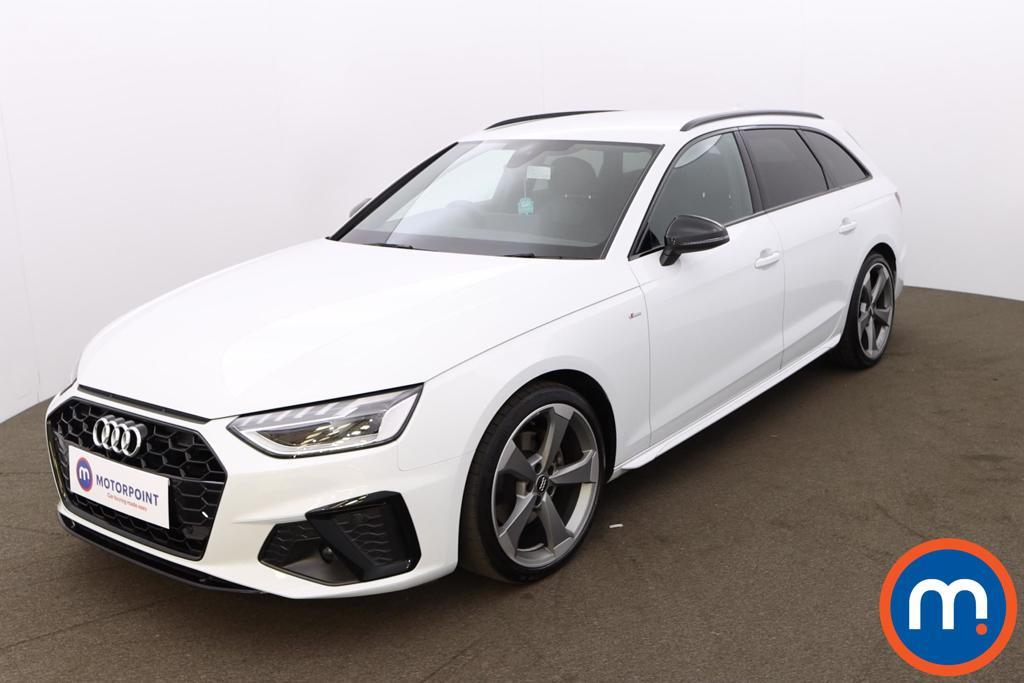 Audi A4 35 TDI Black Edition 5dr S Tronic - Stock Number 1195733 Passenger side front corner
