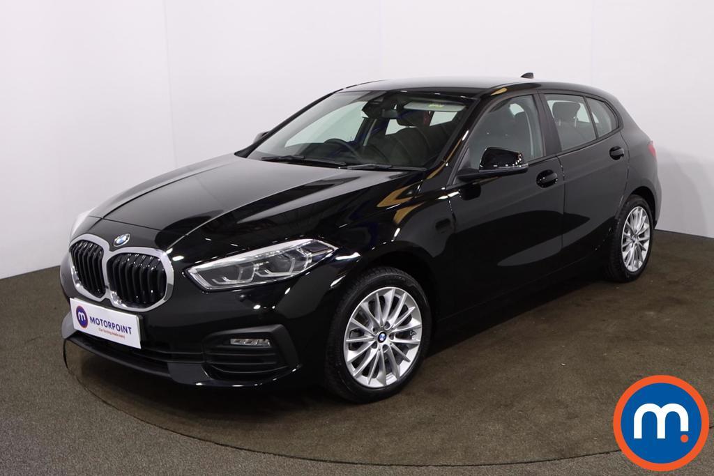 BMW 1 Series 116d SE 5dr - Stock Number 1195572 Passenger side front corner