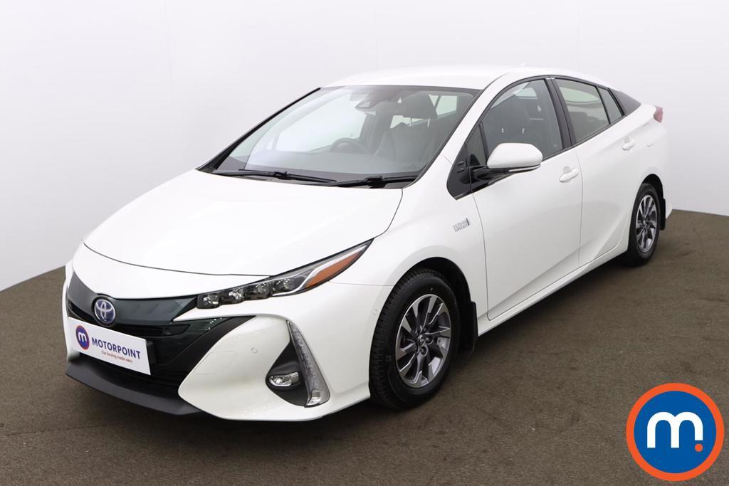 Toyota Prius 1.8 VVTi Plug-in Excel 5dr CVT - Stock Number 1196059 Passenger side front corner