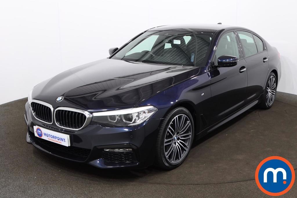 BMW 5 Series 530d M Sport 4dr Auto - Stock Number 1195792 Passenger side front corner