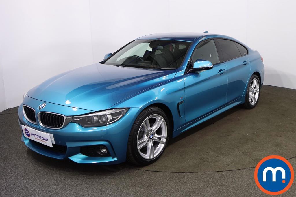 BMW 4 Series 420i M Sport 5dr Auto [Professional Media] - Stock Number 1196844 Passenger side front corner