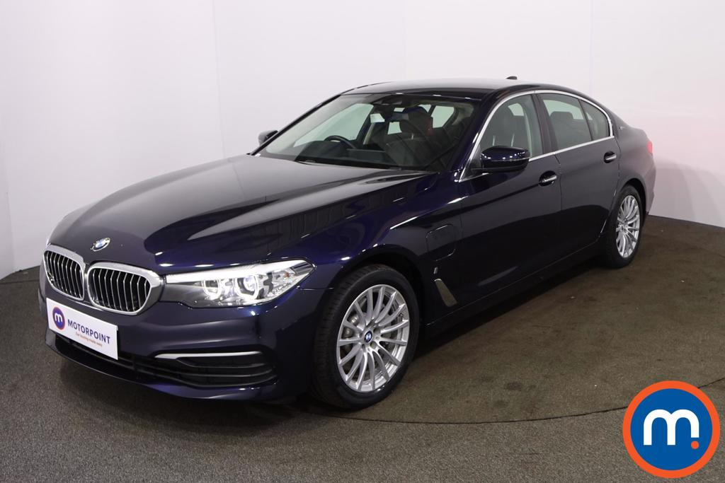 BMW 5 Series 530e SE 4dr Auto - Stock Number 1198265 Passenger side front corner
