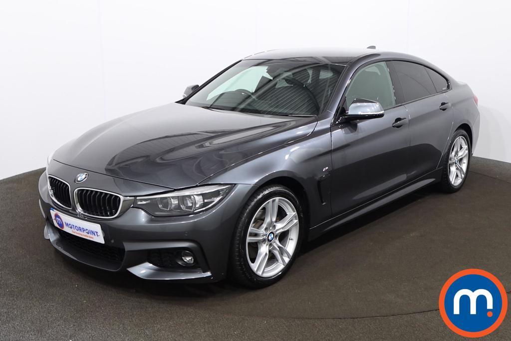 BMW 4 Series 420d [190] M Sport 5dr Auto [Professional Media] - Stock Number 1199402 Passenger side front corner