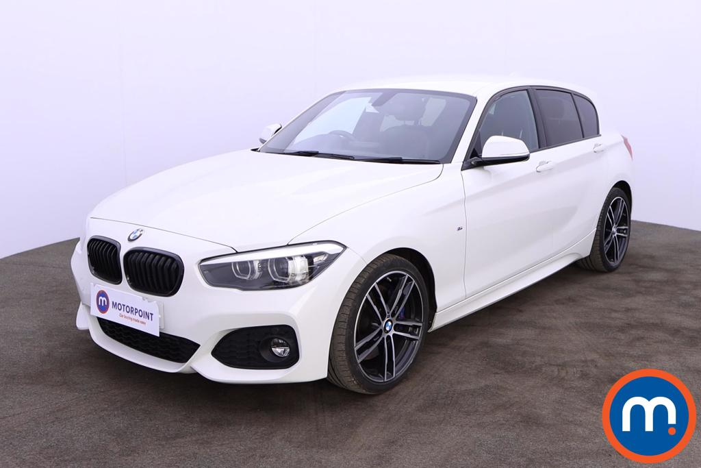 BMW 1 Series 118i [1.5] M Sport Shadow Ed 5dr Step Auto - Stock Number 1199958 Passenger side front corner