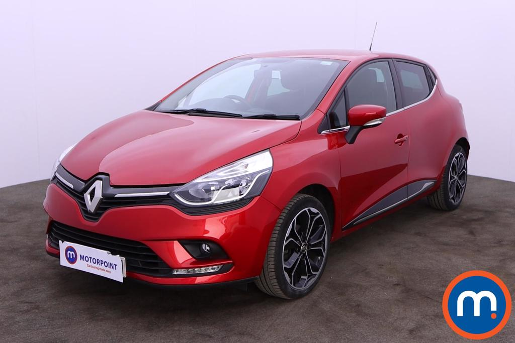 Renault Clio 0.9 TCE 90 Iconic 5dr - Stock Number 1197265 Passenger side front corner