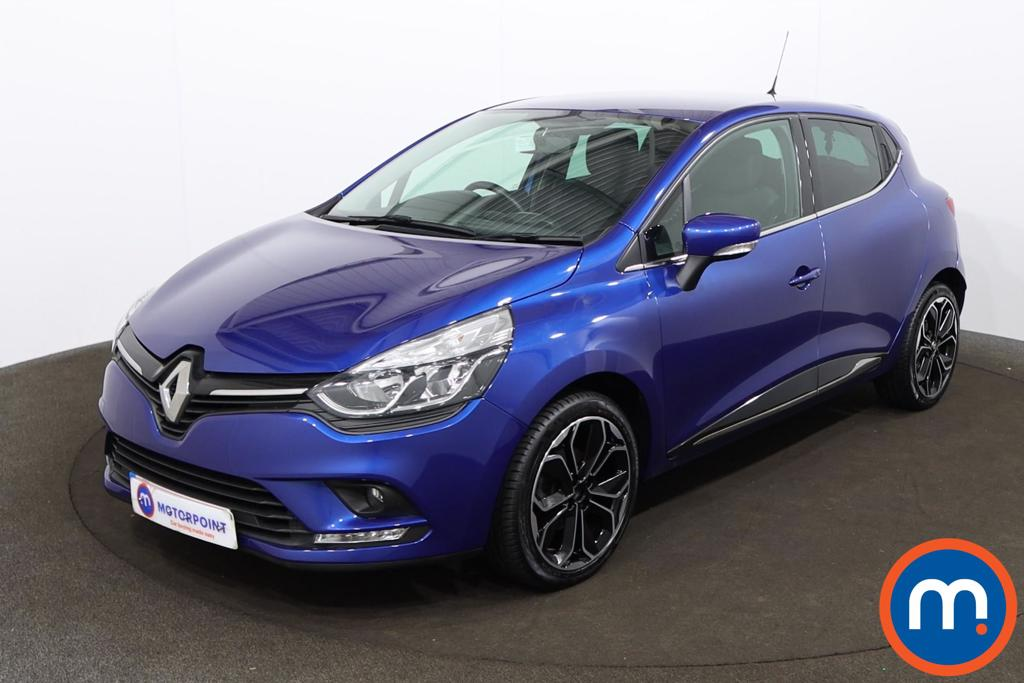 Renault Clio 0.9 TCE 90 Iconic 5dr - Stock Number 1197292 Passenger side front corner