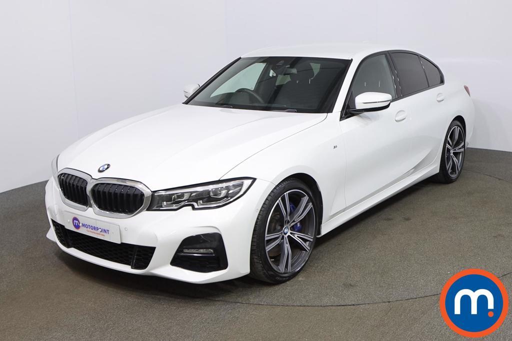 BMW 3 Series 330i M Sport 4dr Step Auto - Stock Number 1186782 Passenger side front corner