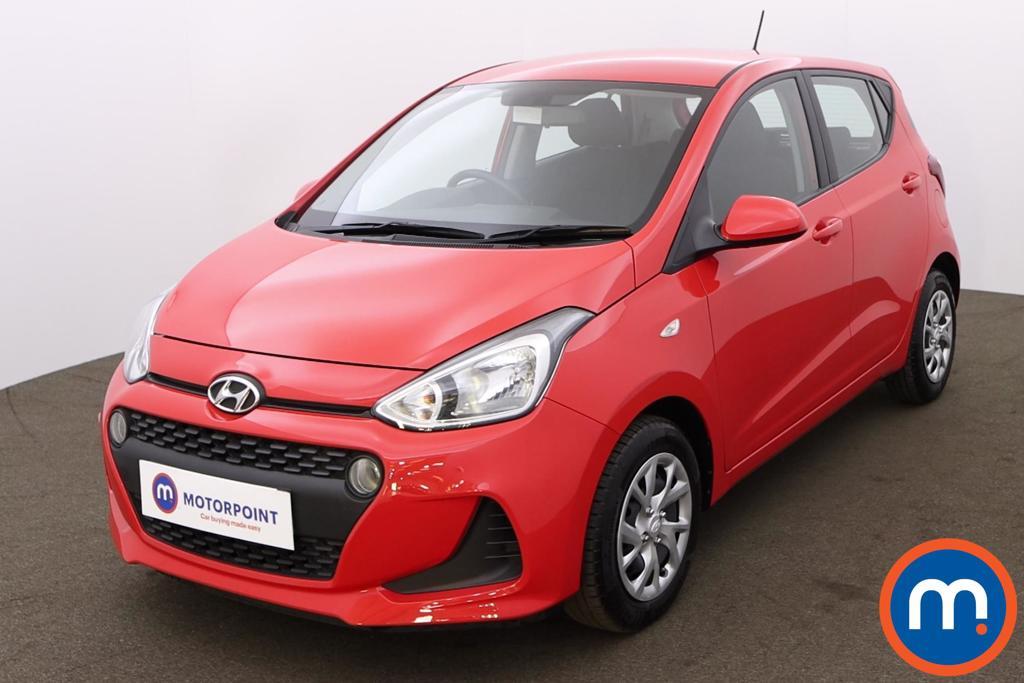 Hyundai I10 1.2 SE 5dr Auto - Stock Number 1198225 Passenger side front corner