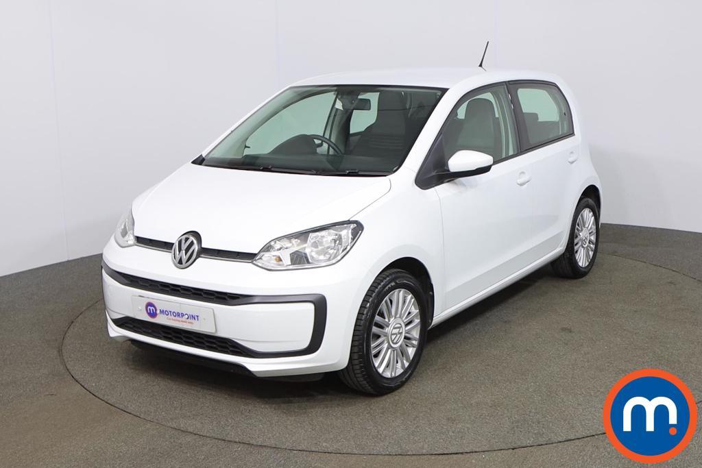 Volkswagen UP 1.0 Move Up 5dr [Start Stop] - Stock Number 1199502 Passenger side front corner