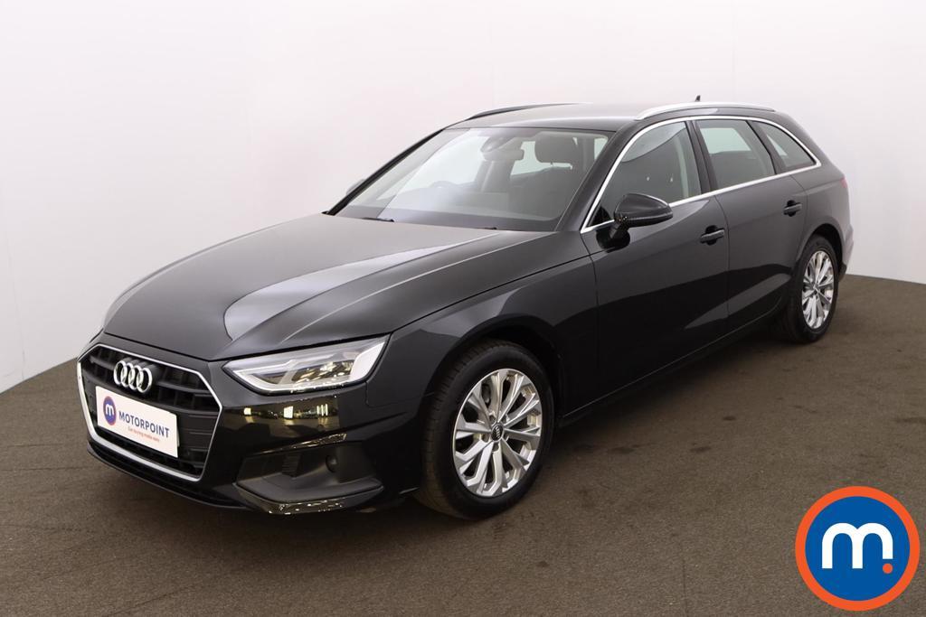Audi A4 35 TDI Technik 5dr S Tronic - Stock Number 1199632 Passenger side front corner