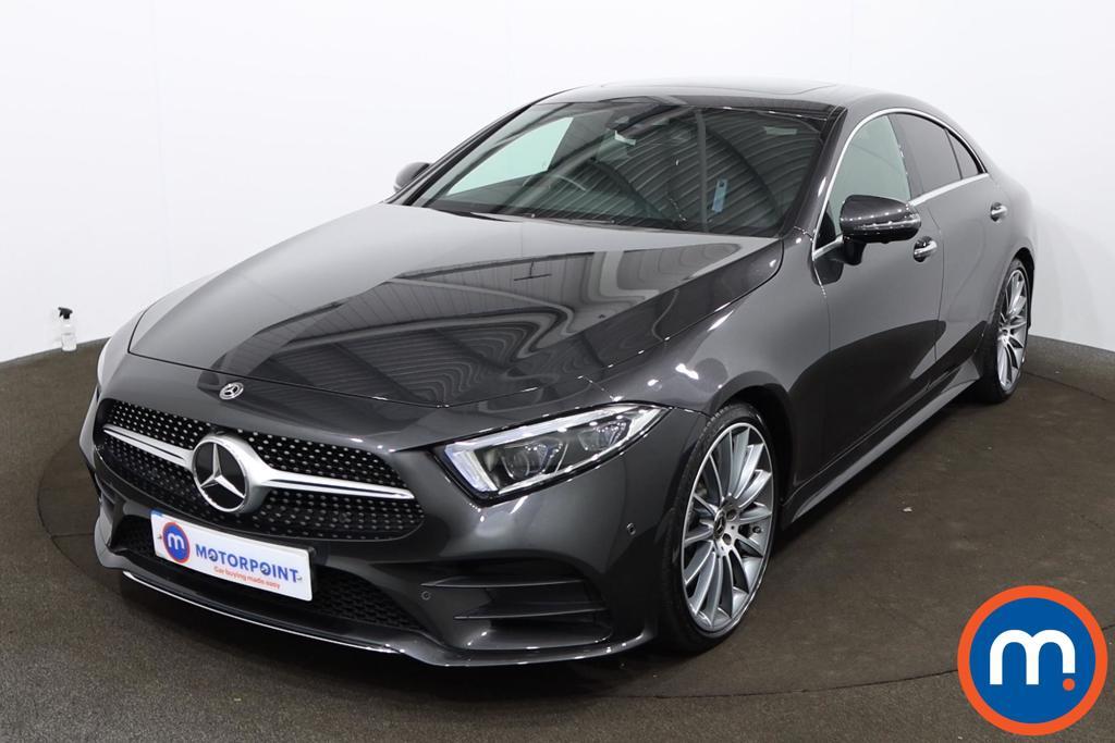 Mercedes-Benz CLS CLS 350 AMG Line Premium Plus 4dr 9G-Tronic - Stock Number 1199746 Passenger side front corner