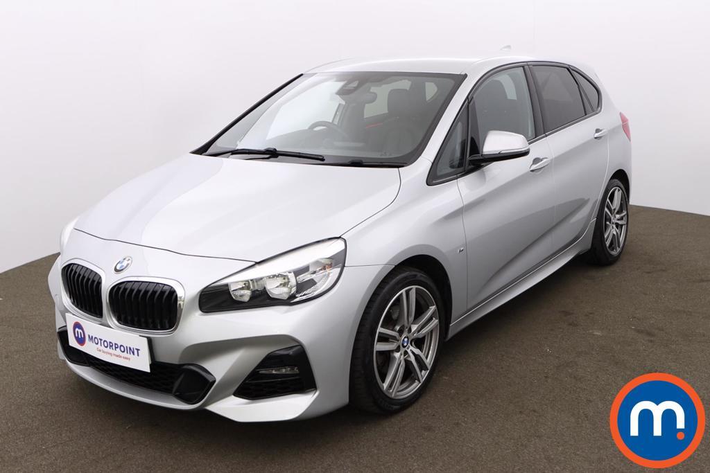 BMW 2 Series 220i M Sport 5dr DCT - Stock Number 1193327 Passenger side front corner