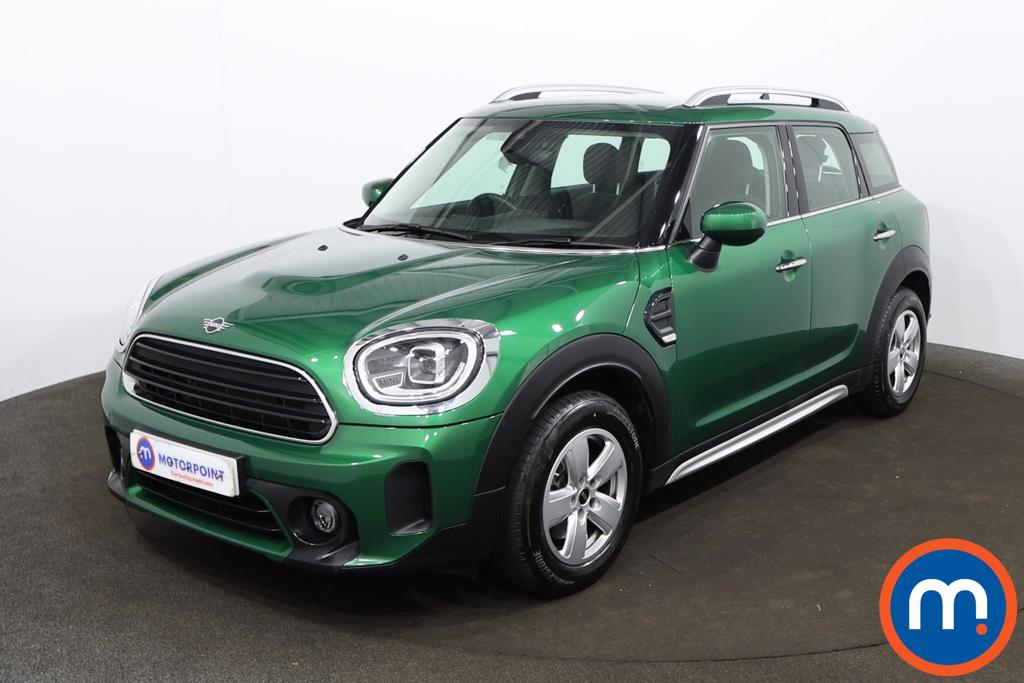 Mini Countryman 1.5 Cooper Classic 5dr - Stock Number 1201490 Passenger side front corner