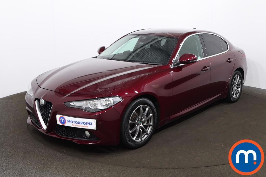 Alfa Romeo Giulia 2.2 JTDM-2 Tecnica 4dr Auto - Stock Number 1200079 Passenger side front corner