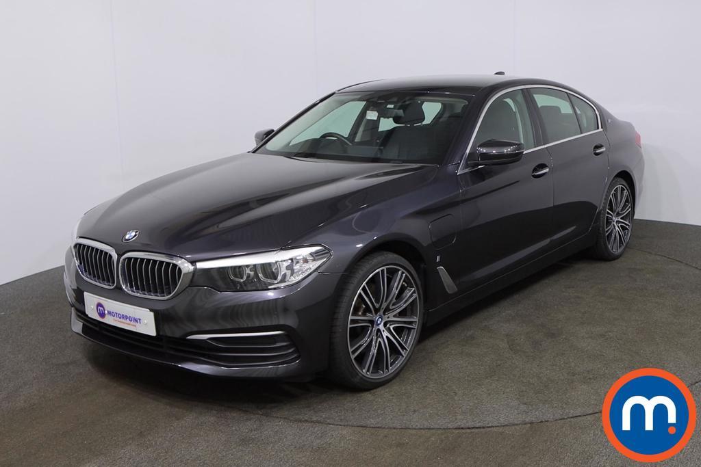 BMW 5 Series 530e SE 4dr Auto - Stock Number 1201662 Passenger side front corner