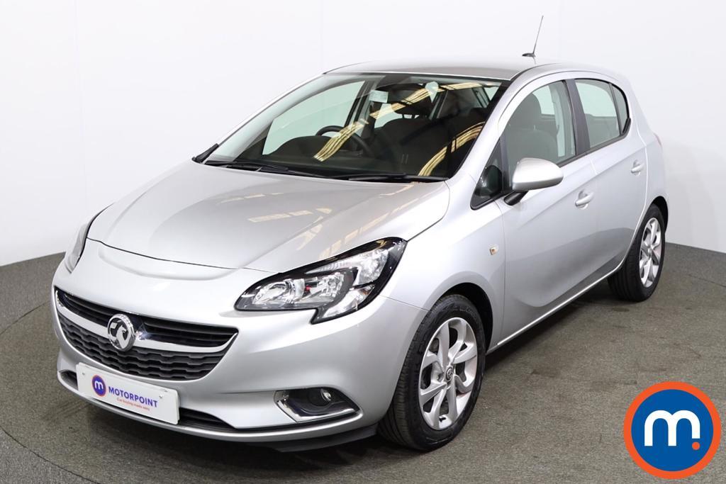 Vauxhall Corsa 1.4 SRi Nav 5dr - Stock Number 1188768 Passenger side front corner