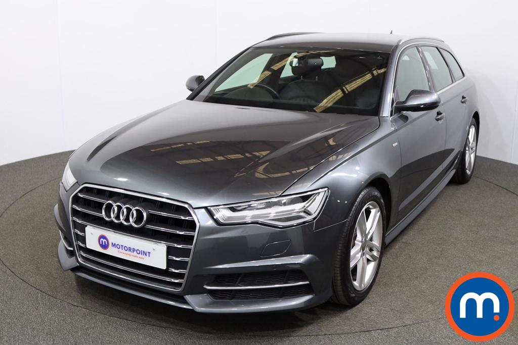 Audi A6 1.8 TFSI S Line 5dr S Tronic [Tech Pack] - Stock Number 1196406 Passenger side front corner