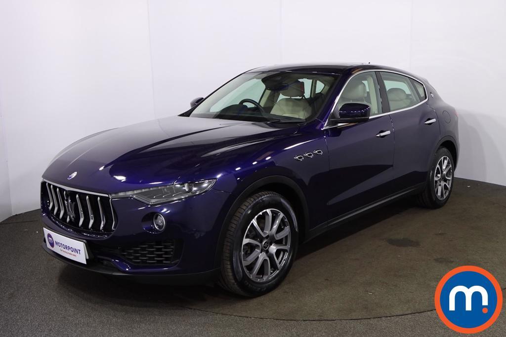 Maserati Levante V6 5dr Auto - Stock Number 1198168 Passenger side front corner
