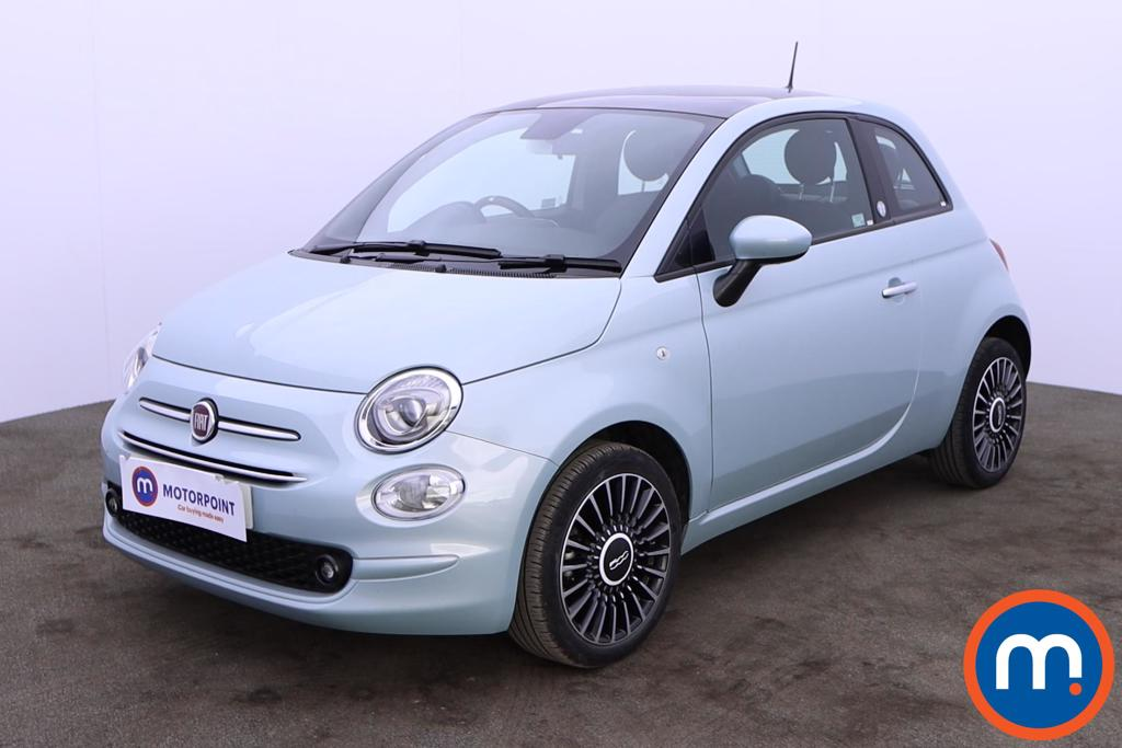 Fiat 500 1.0 Mild Hybrid Launch Edition 3dr - Stock Number 1199772 Passenger side front corner