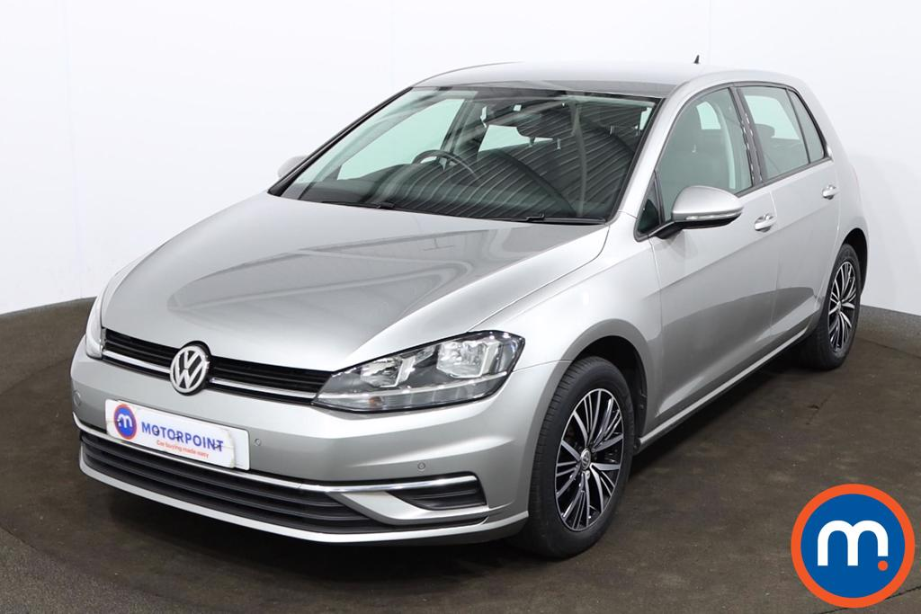 Volkswagen Golf 2.0 TDI SE [Nav] 5dr - Stock Number 1200012 Passenger side front corner