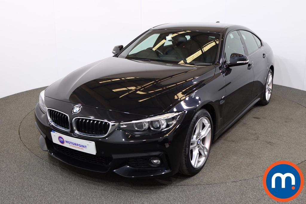 BMW 4 Series 420i M Sport 5dr Auto [Professional Media] - Stock Number 1201404 Passenger side front corner