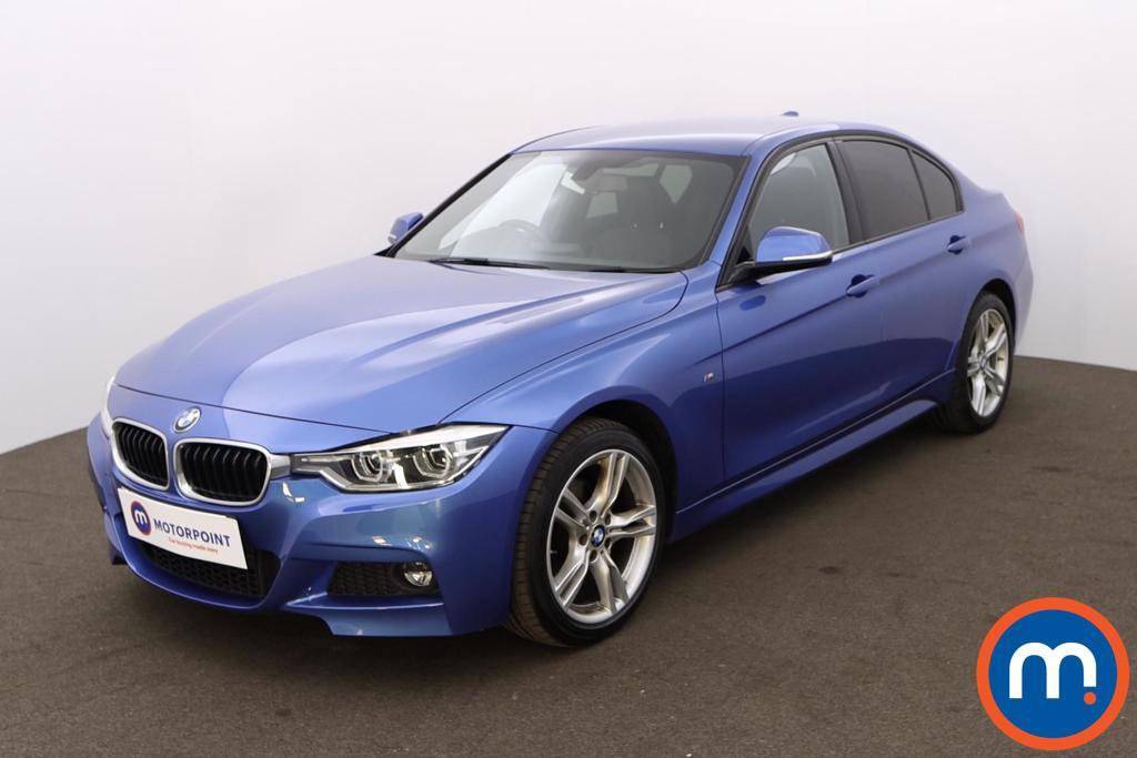 BMW 3 Series 320i xDrive M Sport 4dr - Stock Number 1199199 Passenger side front corner