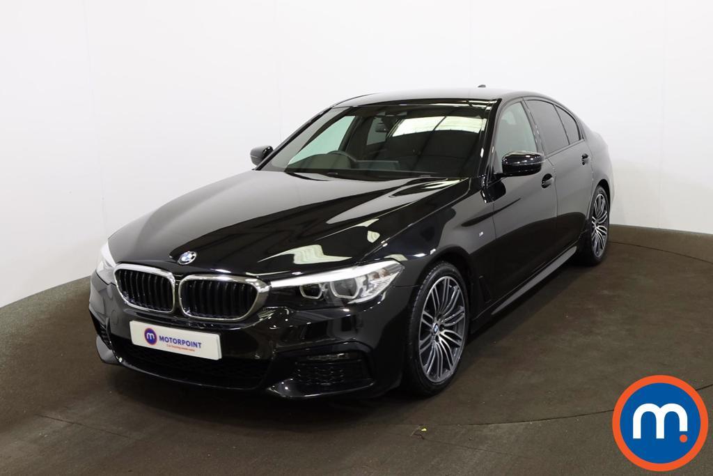 BMW 5 Series 530d M Sport 4dr Auto - Stock Number 1199205 Passenger side front corner