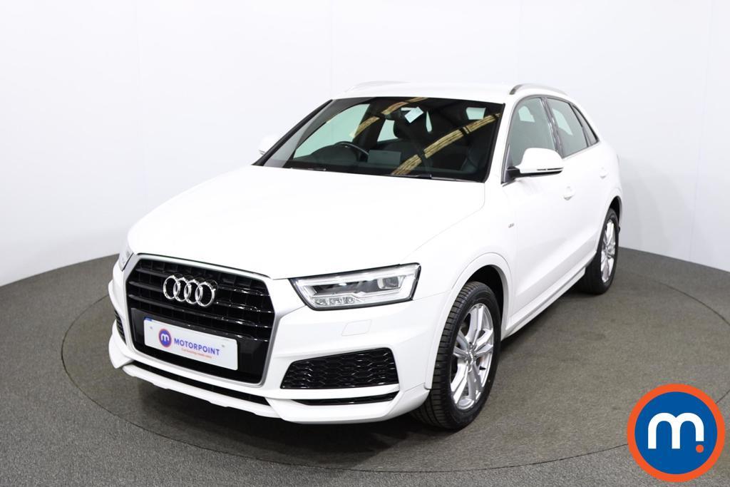 Audi Q3 1.4T FSI S Line Edition 5dr - Stock Number 1199339 Passenger side front corner