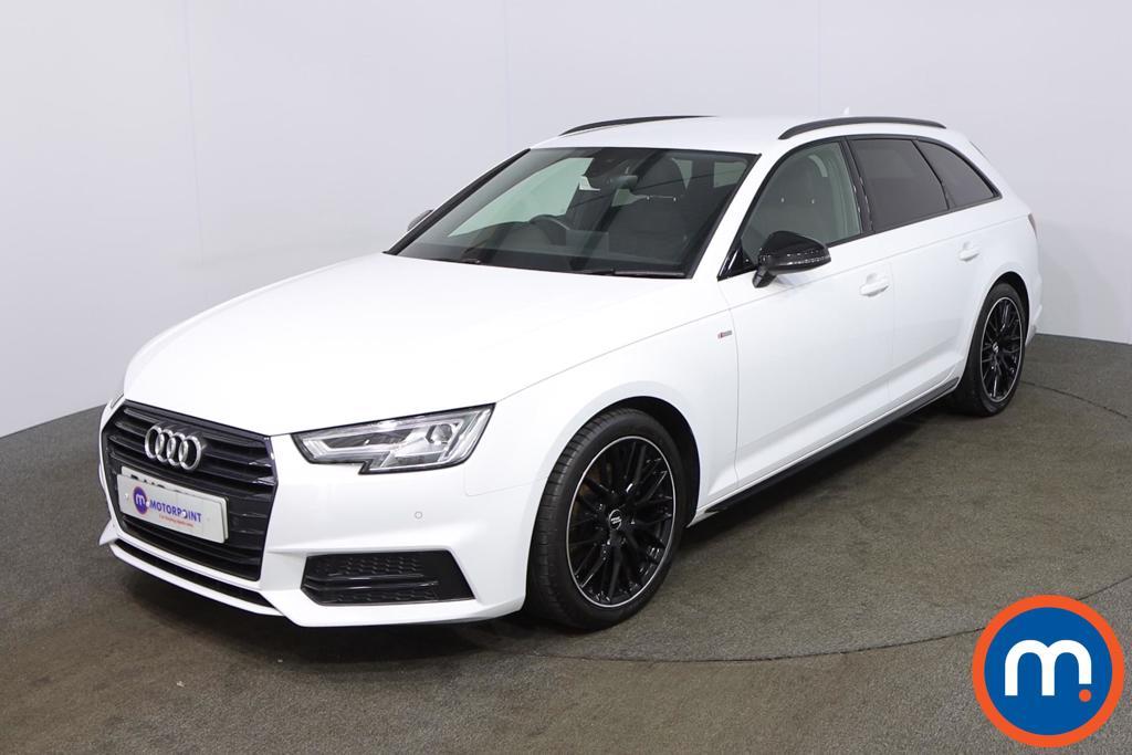 Audi A4 1.4T FSI Black Edition 5dr - Stock Number 1199406 Passenger side front corner