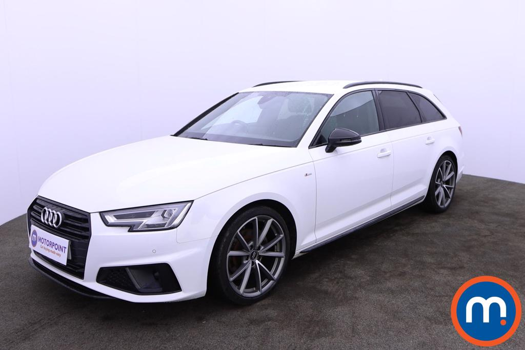 Audi A4 35 TFSI Black Edition 5dr S Tronic - Stock Number 1200997 Passenger side front corner