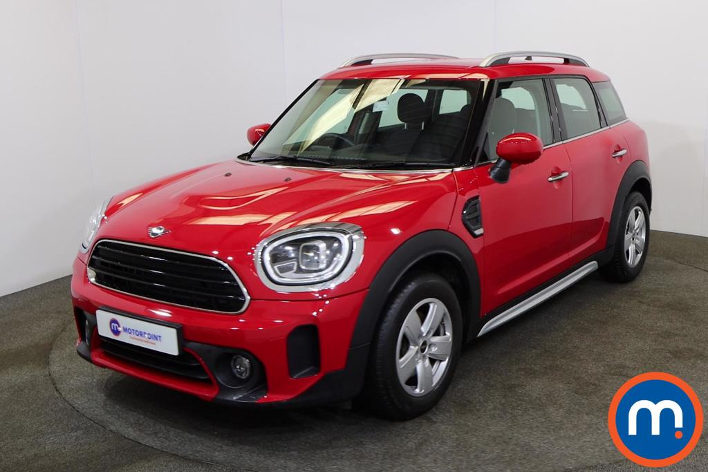 Mini Countryman 1.5 Cooper Classic 5dr Auto - Stock Number 1201501 Passenger side front corner