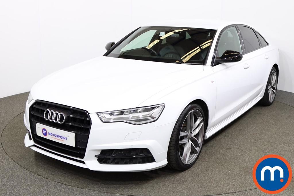 Audi A6 2.0 TDI Ultra Black Edition 4dr [Tech Pack] - Stock Number 1198184 Passenger side front corner
