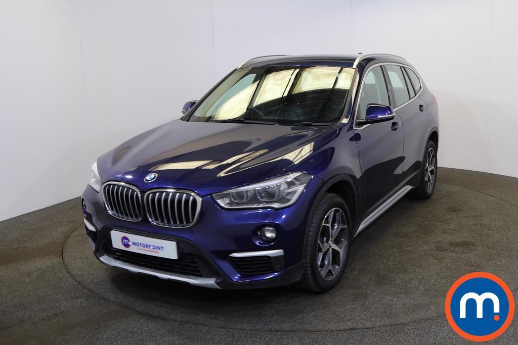 BMW X1 sDrive 18i xLine 5dr - Stock Number 1199720 Passenger side front corner
