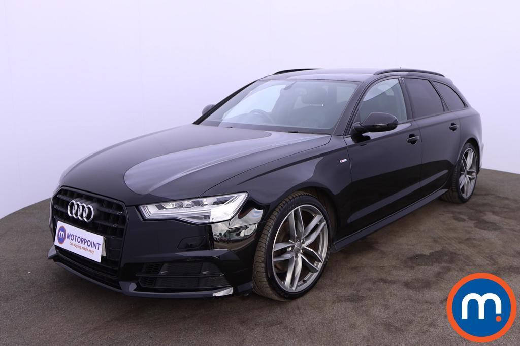 Audi A6 2.0 TDI Ultra Black Edition 5dr S Tronic - Stock Number 1200991 Passenger side front corner