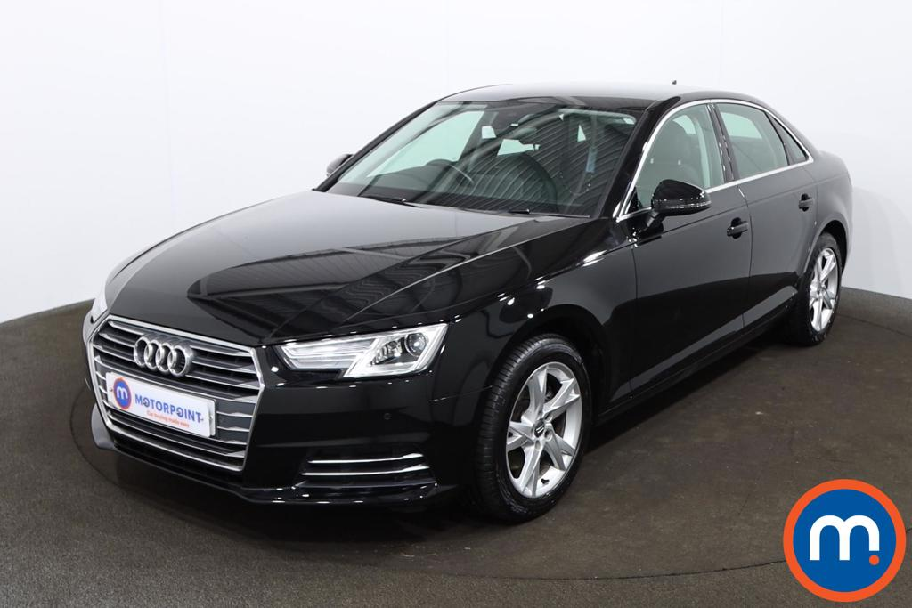 Audi A4 2.0T FSI Sport 4dr S Tronic [Leather] - Stock Number 1201079 Passenger side front corner