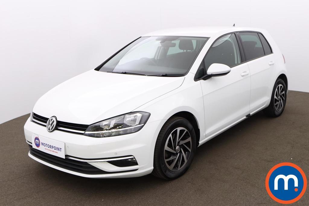 Volkswagen Golf 1.6 TDI Match 5dr - Stock Number 1201128 Passenger side front corner