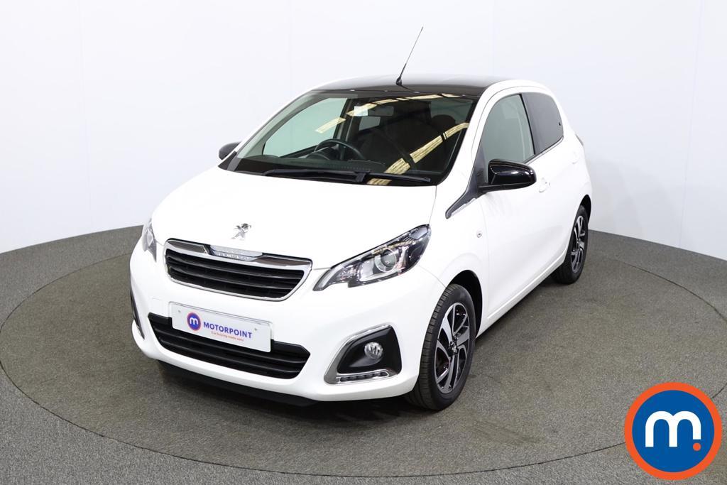 Peugeot 108 1.0 72 Allure 5dr - Stock Number 1201680 Passenger side front corner