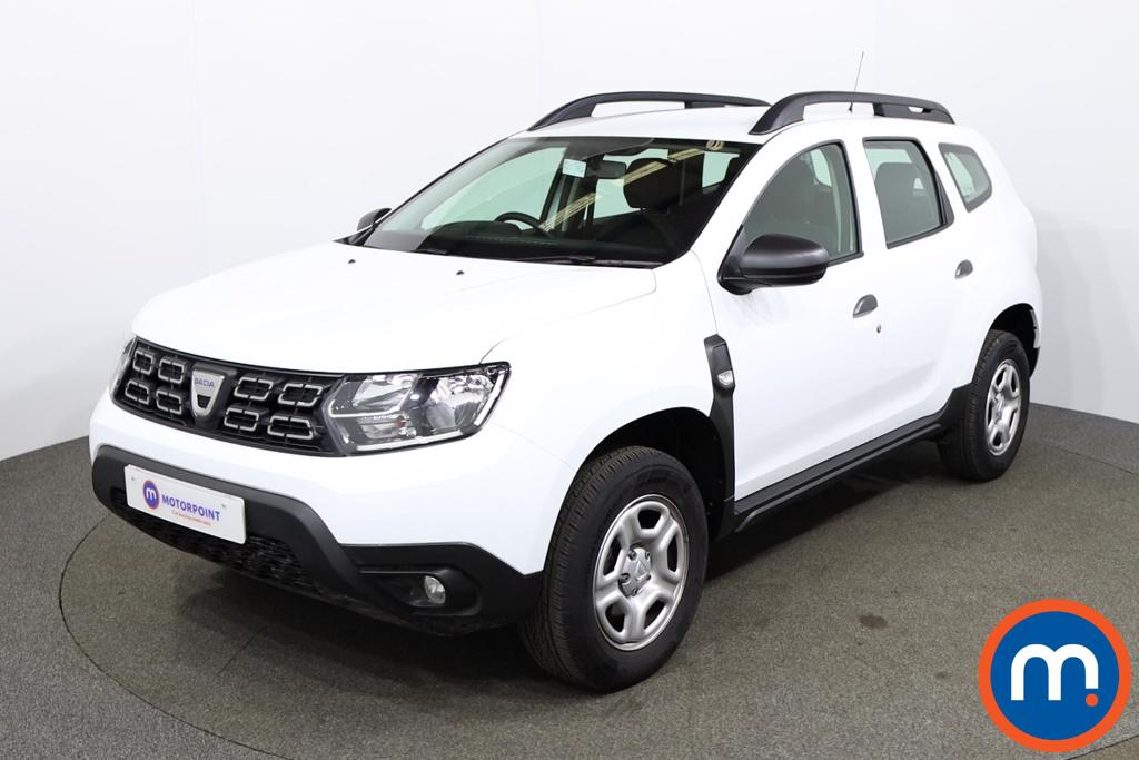 Dacia Duster 1.0 TCe 100 Essential 5dr - Stock Number 1198180 Passenger side front corner