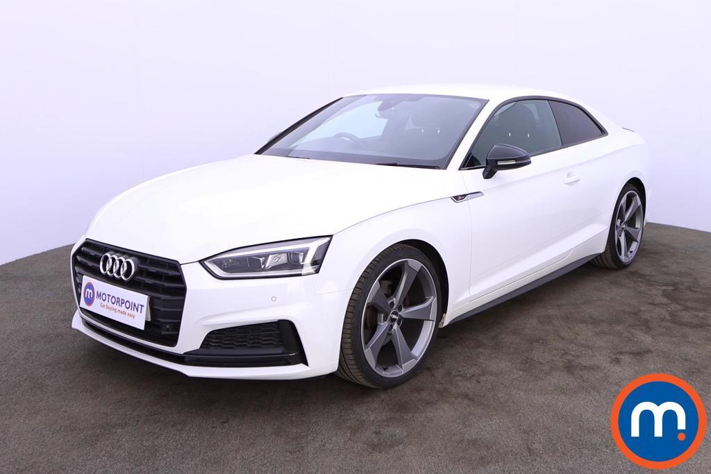 Audi A5 40 TFSI Black Edition 2dr - Stock Number 1201725 Passenger side front corner
