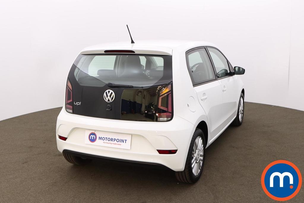 Volkswagen UP 1.0 Move Up 5dr - Stock Number 1202512 Passenger side front corner