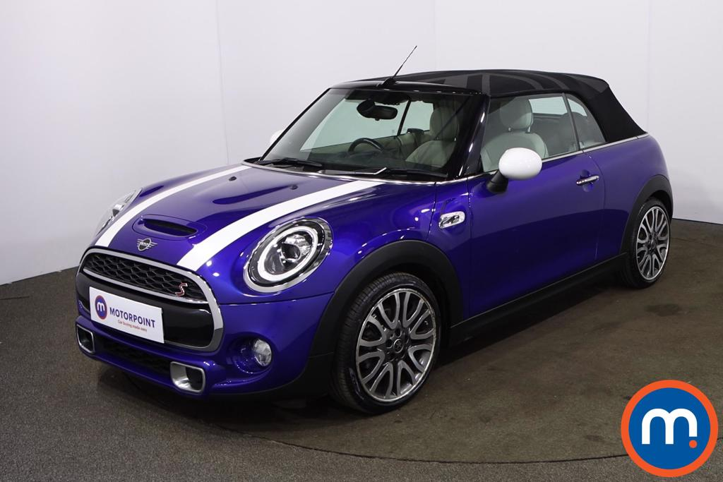Mini Convertible 2.0 Cooper S 25th Anniversary II 2dr Auto - Stock Number 1196668 Passenger side front corner