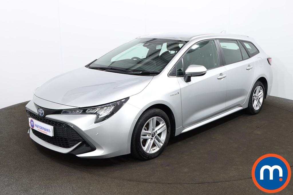 Toyota Corolla 1.8 VVT-i Hybrid Icon Tech 5dr CVT - Stock Number 1198399 Passenger side front corner