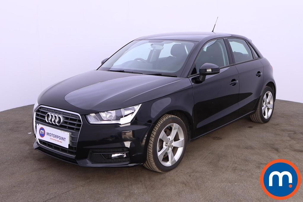 Audi A1 1.6 TDI Sport 5dr - Stock Number 1201012 Passenger side front corner