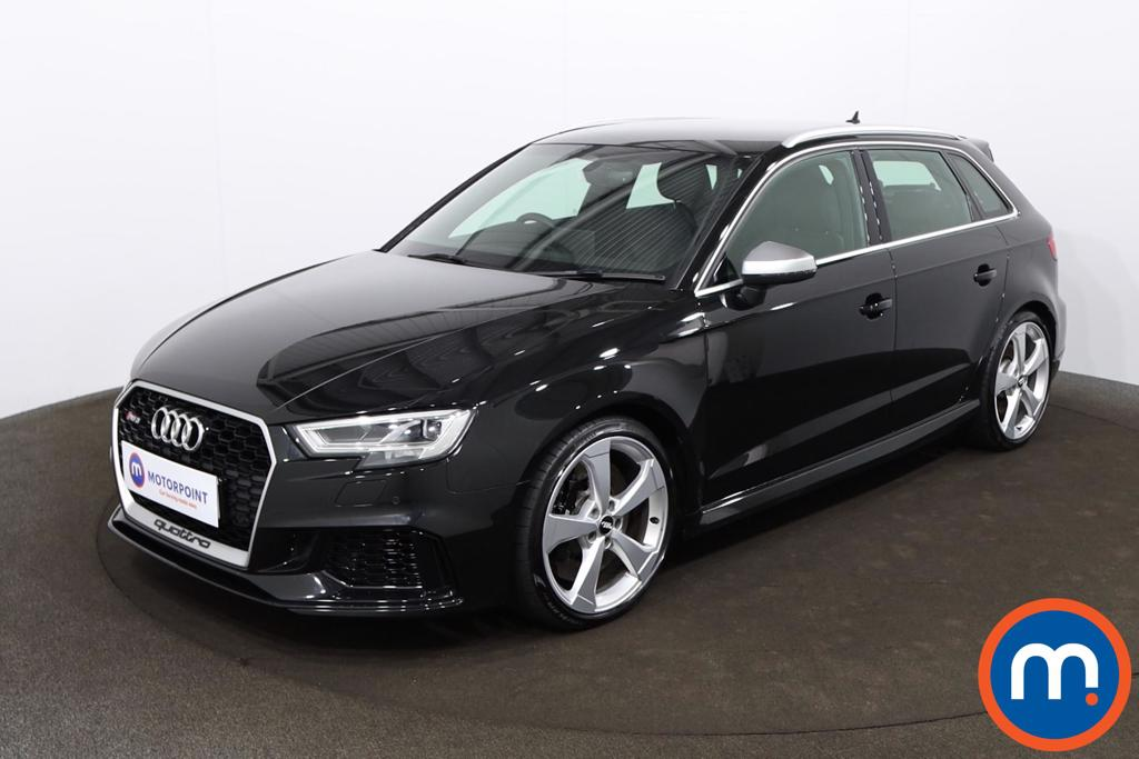 Audi RS3 2.5 TFSI RS 3 Quattro 5dr S Tronic - Stock Number 1202363 Passenger side front corner